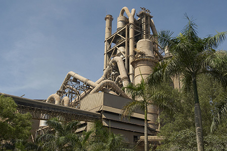 Quary and Cement Plant